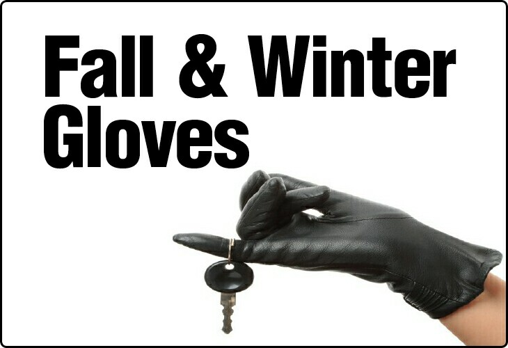 Fall & winter gloves