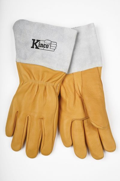 Kinco Grain Deerskin TIG Welding Gloves