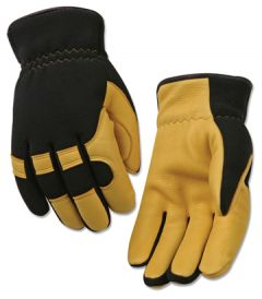 Kinco PRO Lined Deerskin Drivers Gloves