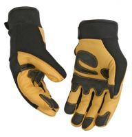 Kinco PRO Lined Goatskin Drivers Gloves