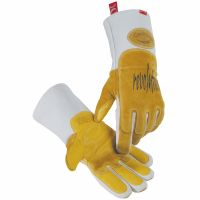 Caiman Revolution Stick/MIG Pig Grain Gloves
