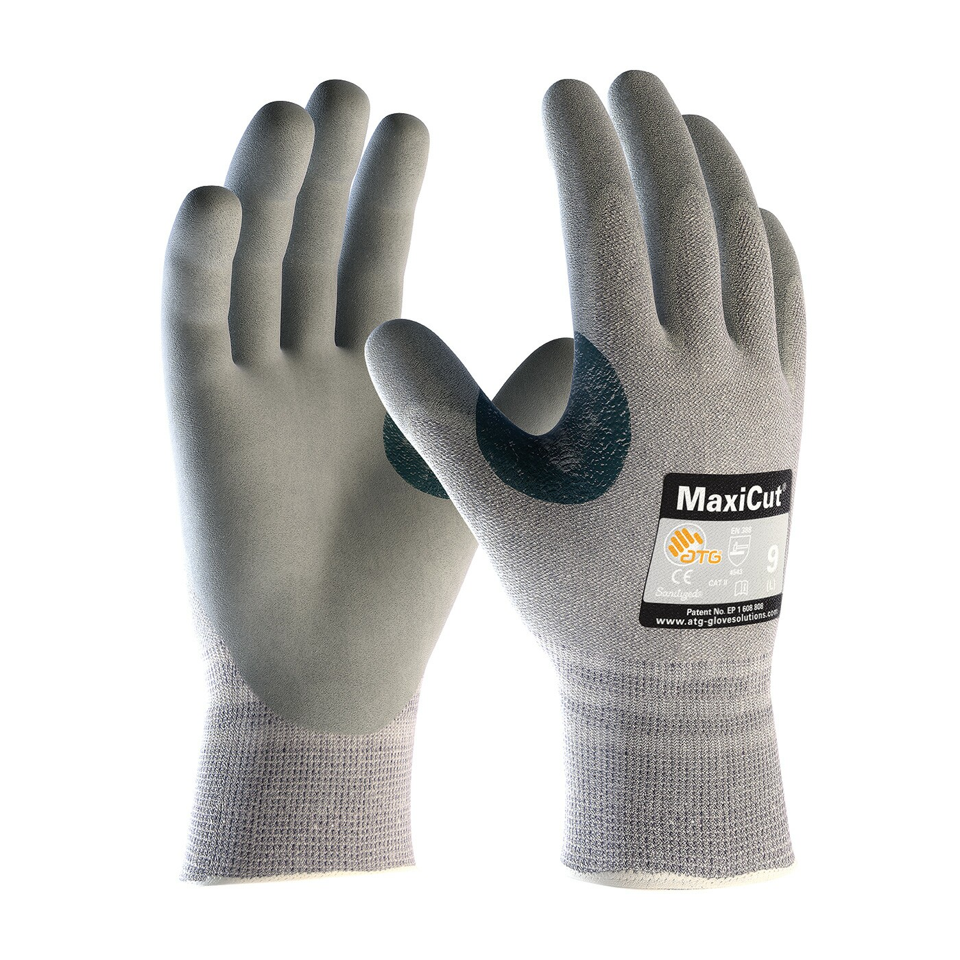 ATG Coated MaxiCut Gloves   Cut Resistant Gloves
