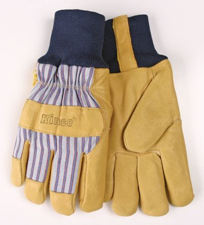 Kinco Heatkeep Lined Pigskin Leather Palm Gloves
