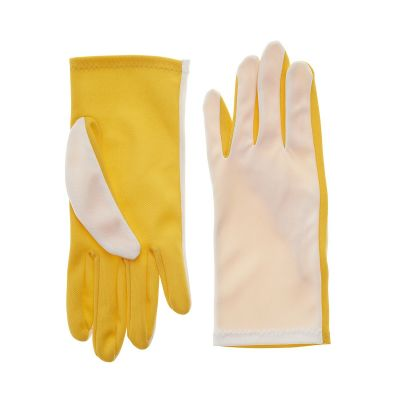 Two Color GO Flash Gloves - Yellow