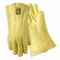Heat Resistant Wool Lined Glove - 700F - XL - Pair