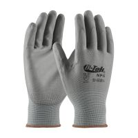 G-TEK Gray Nylon Coated Gloves
