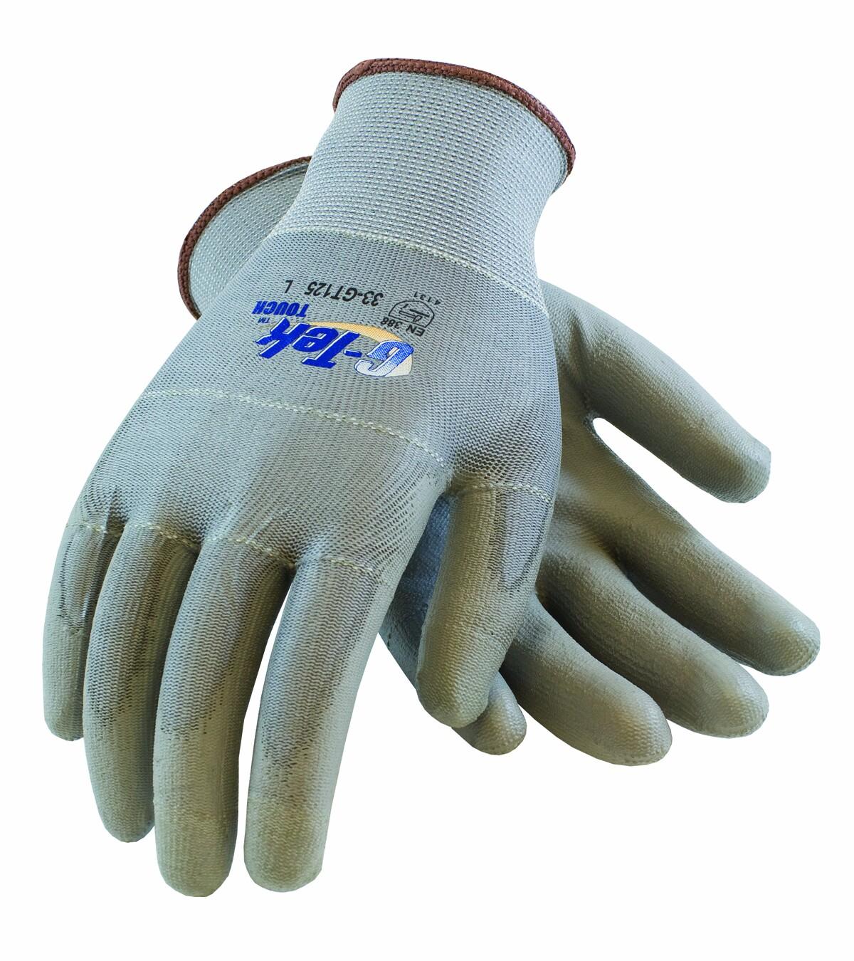 Nike Gloves Touch Screen: G-TEK Touchscreen Coated Gloves