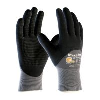 ATG MaxiFlex Endurance Knuckle Coated Dotted Gloves