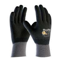 ATG MaxiFlex Endurance Full Hand Coated Dotted Gloves