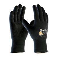 ATG Maxiflex Endurance Completely Coated Dotted Gloves