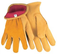 MCR Deerskin Lined Drivers Gloves