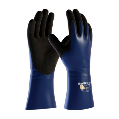 ATG MaxiDry Plus Nitrile Coated Gloves