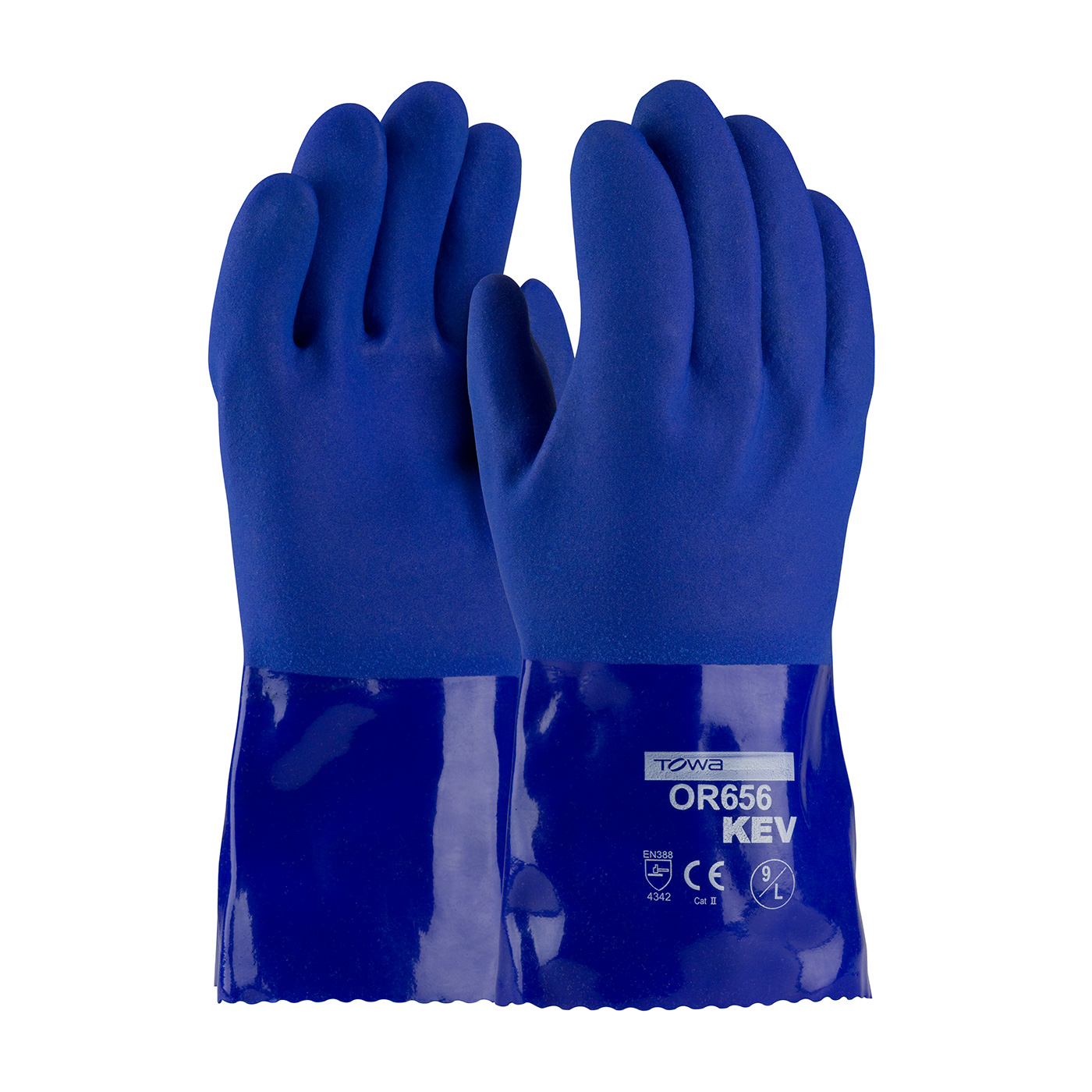 Oil Resistant Gloves >> PVC Coated 12 Inch Cut Resistant Utility Gloves | Cut Resistant Gloves | Gloves-Online Industrial