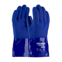 PVC Coated 12 Inch Cut Resistant Utility Gloves