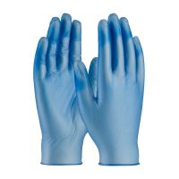 Ambi-Dex Industrial Grade Vinyl Gloves-PF