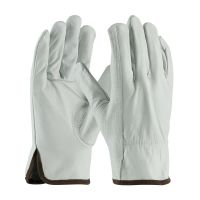 Superior Grade Top Grain Cowhide Drivers Glove