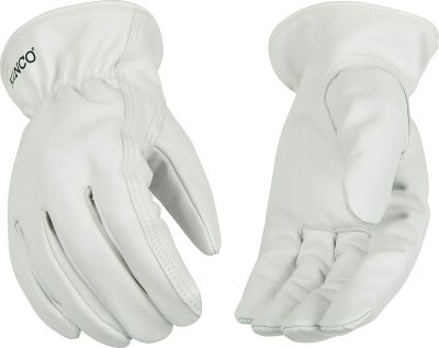 Kinco Premium Grain Goatskin Drivers Gloves