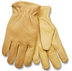 Kinco Premium Grain Pigskin Drivers Gloves