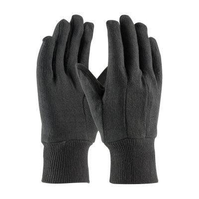 9 oz Brown Jersey Work Gloves