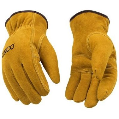 Kinco Strong Cowhide Fencing Gloves