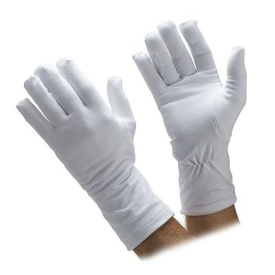 Winter Cotton & Fleece Lined Honor Guard Gloves