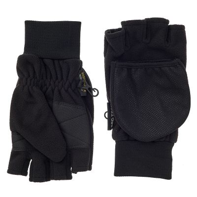 Men's Micro-Fleece Waterproof Convertible Mittens