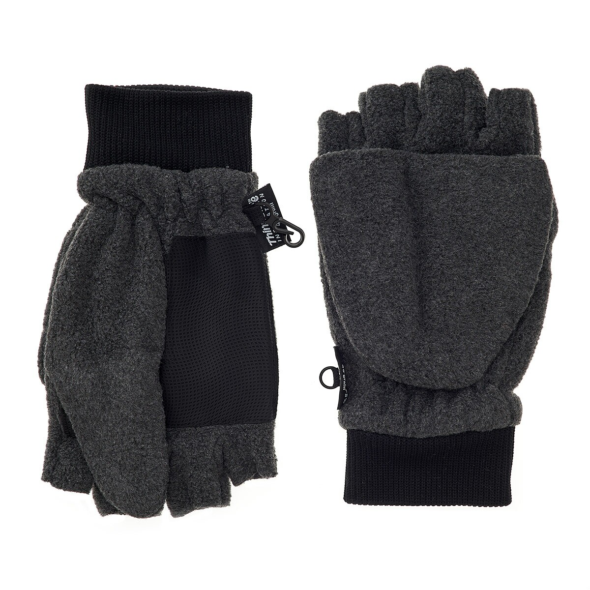 Our men's fur lined gloves are crafted with sturdy Napa leather for work or play. We present a variety of fur gloves and mittens to suit your individual style. Durable hard wear and comfortable lining put the finishing touch to your outfit.