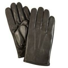 ISOTONER  Lined Men's Leather Gloves