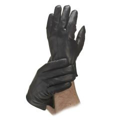 Men's Chinchilla Leather Gloves