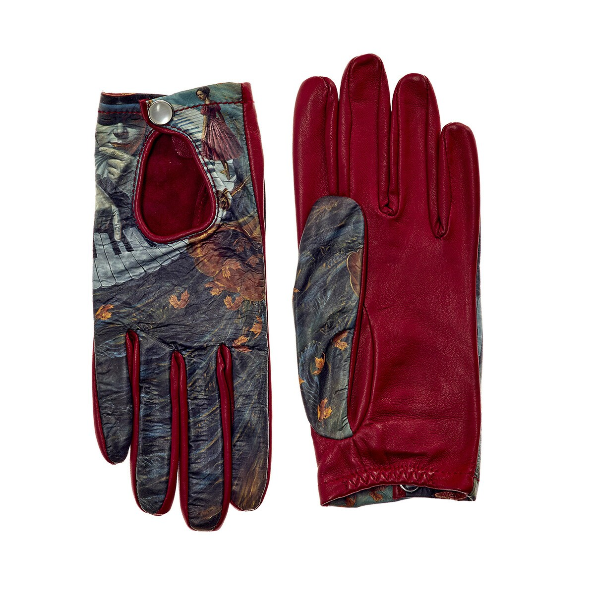 5290e65a4 ICON Leather - Women's Prelude Driving Gloves   Leather Gloves ...