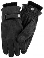 Cire Men's American Buffalo Leather Gloves