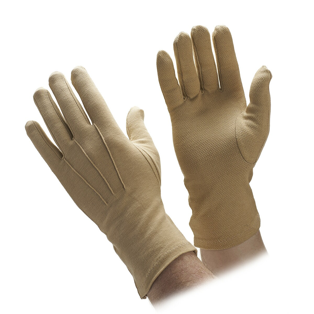 Case Design glove phone case : Extra Long Tan Cotton Beaded Grip Gloves : Food Service Gloves ...