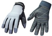 Youngstown General Utility Plus with Gray Mesh Gloves
