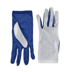 Two Color GO Flash Gloves - Blue