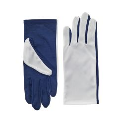 Two Color GO Flash Gloves - Navy