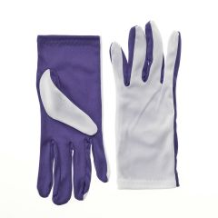 Two Color GO Flash Gloves - Purple