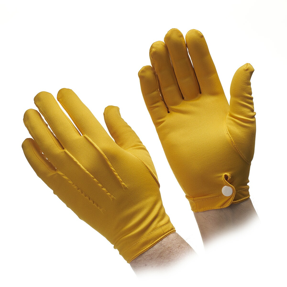 Mens yellow gloves - Mens Yellow Gloves 4