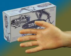 Anchor - Powdered Vinyl Gloves