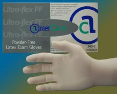Medical Latex Powder Free Exam Gloves