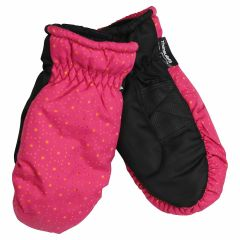Grand Sierra Girls Thinsulate Starry Mittens