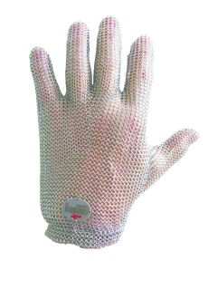 Whizard Stainless Steel Metal Mesh Cut Resistant Gloves