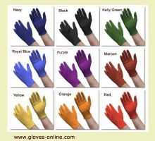GO Flash Colored Gloves