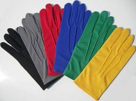 Men's GO Flash Colored Gloves