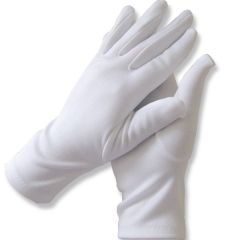 Nylon Dress Gloves for Children and Teens