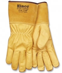 Kinco Grain Pigskin TIG Welding Gloves