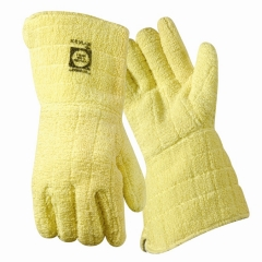 Heat Resistant Cotton Lined Glove - 700F - XL - Pair