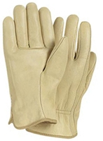 Wells Lamont Premium Grain Cowhide Drivers Gloves